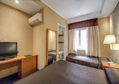 玛科斯酒店 - 罗马 - 睡房