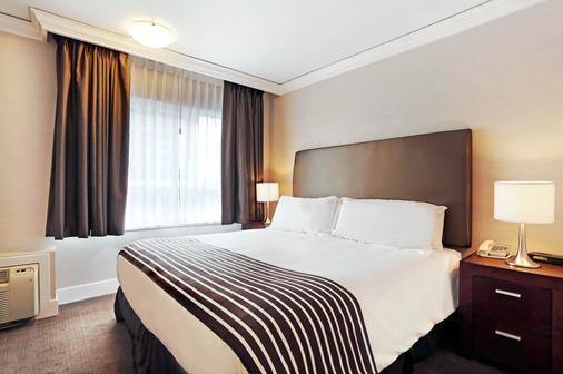 桑德曼温哥华机场酒店 - 里士满 - 睡房