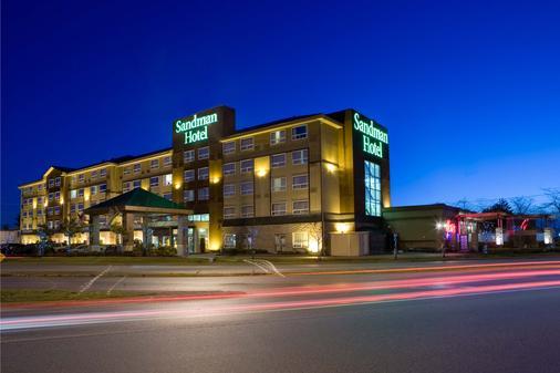 桑德曼温哥华机场酒店 - 里士满 - 建筑