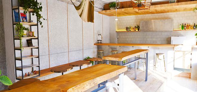东京上野因野俱乐部休息室旅舍 - 东京 - 酒吧