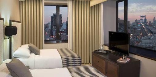 莱昂酒店 - 纽约 - 睡房
