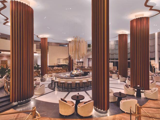 迈阿密海滩诺布酒店 - 迈阿密海滩 - 休息厅