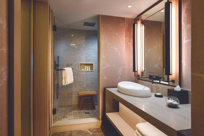 迈阿密海滩诺布酒店 - 迈阿密海滩 - 浴室