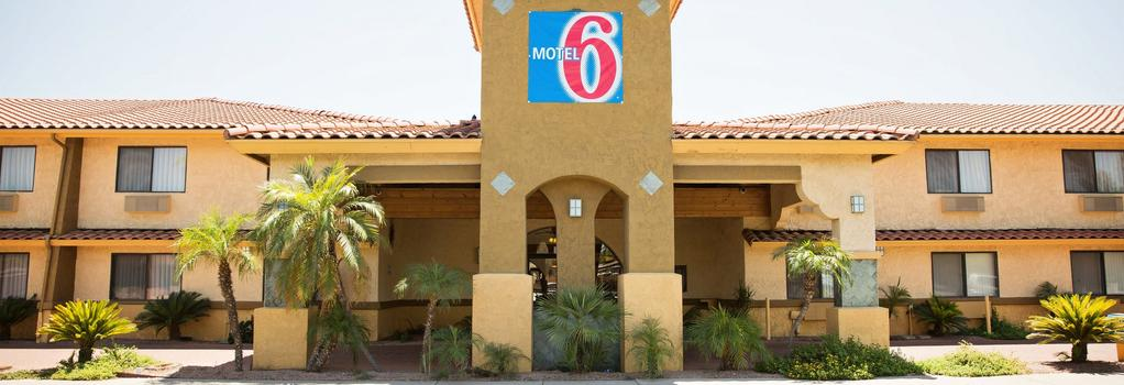 Motel 6 Phoenix - Scottsdale West, AZ - 凤凰城 - 建筑