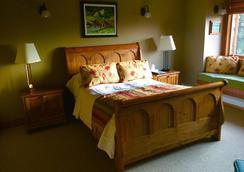 踢马滑雪浪客行小屋度假村 - 戈尔登 - 睡房