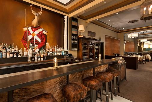 复古山庄行政酒店 - 旧金山 - 酒吧