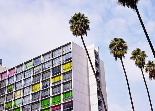 岚酒店 - 洛杉矶 - 建筑