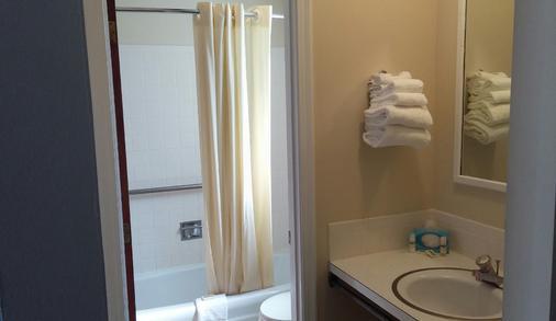 猎人绿酒店 - 鳕鱼角 - 西雅茅斯 - 浴室