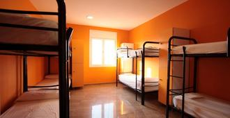 巴塞罗那莫洛青年旅舍 - 巴塞罗那 - 睡房