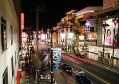 Walk of Fame Hostel - 洛杉矶 - 户外景观