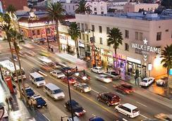 星光大道青年旅馆 - 洛杉矶 - 户外景观