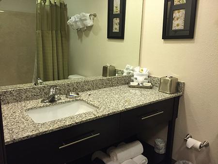 布伦特伍德套房酒店 - 布伦特伍德 - 浴室