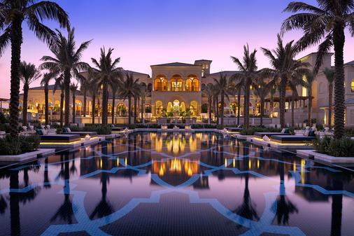 棕榈岛亚特兰蒂斯度假酒店 - 迪拜 - 建筑