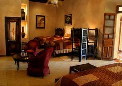 奥罗拉酒店 - Antigua - 睡房