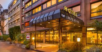 诺富姆法兰克福展览中心帝国商务酒店 - 法兰克福 - 酒店入口