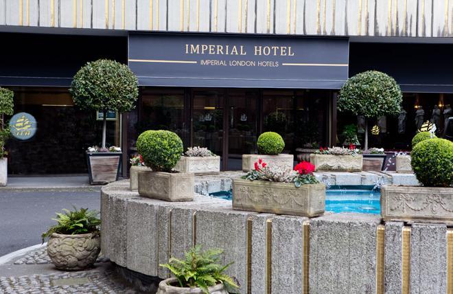 伦敦帝国酒店 - 伦敦 - 建筑