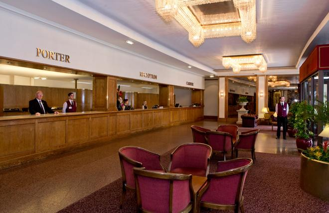 伦敦帝国酒店 - 伦敦 - 柜台