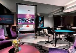圣淘沙名胜世界新加坡Hard Rock酒店 - 新加坡 - 睡房