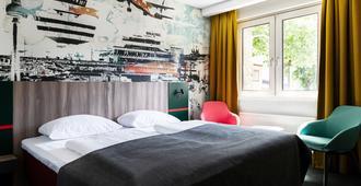 柏林西戴斯酒店 - 柏林 - 睡房