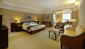 太平洋丽晶酒店 - 吉隆坡 - 睡房