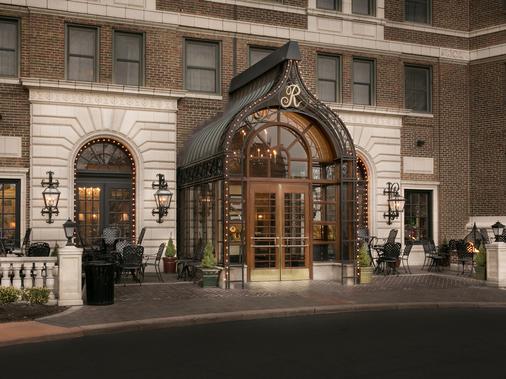 拉斐尔酒店 - 堪萨斯城 - 堪萨斯城 - 露台