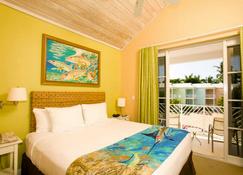 岛民度假村 - 伊斯拉莫拉达 - 睡房