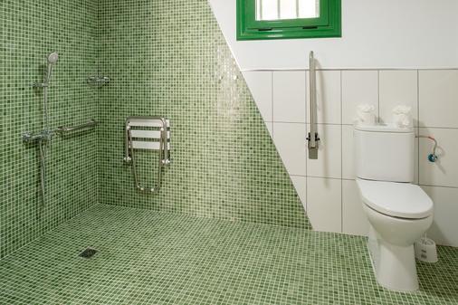 海德公园巷道酒店 - 卡门港 - 浴室