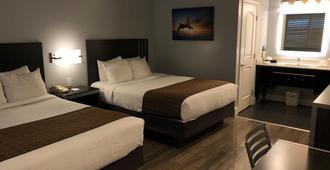 蒙特利太平洋酒店 - 蒙特雷 - 睡房