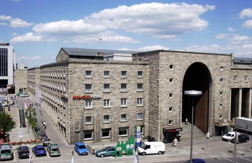 Intercityhotel Stuttgart - 斯图加特 - 建筑