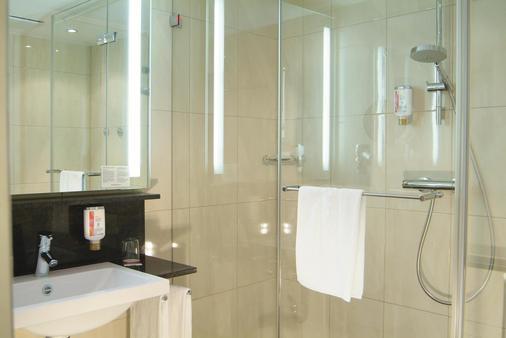 Intercityhotel Stuttgart - 斯图加特 - 浴室