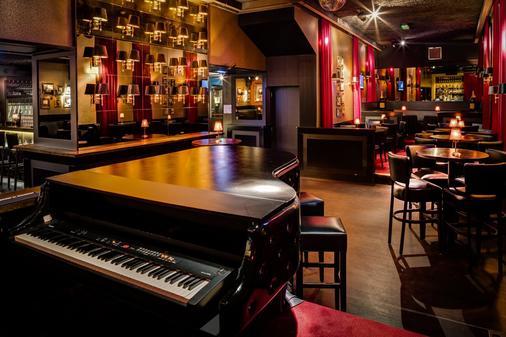阿姆斯特丹伊恩罕布什尔酒店 - 阿姆斯特丹 - 酒吧