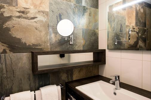 阿姆斯特丹伊恩罕布什尔酒店 - 阿姆斯特丹 - 浴室