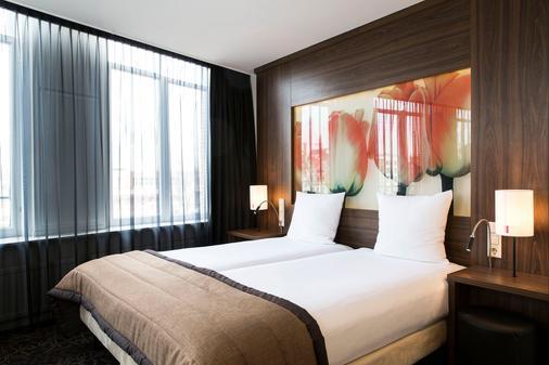 阿姆斯特丹伊恩罕布什尔酒店 - 阿姆斯特丹 - 睡房