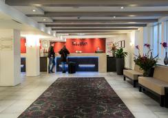 阿姆斯特丹伊恩罕布什尔酒店 - 阿姆斯特丹 - 大厅