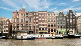 阿姆斯特丹伊恩罕布什尔酒店 - 阿姆斯特丹 - 建筑