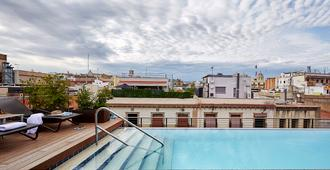 巴塞罗那大教堂酒店 - 巴塞罗那 - 游泳池