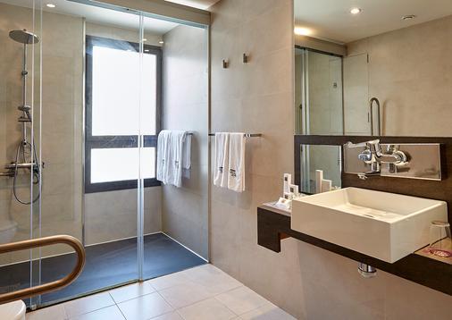 巴塞罗那大教堂酒店 - 巴塞罗那 - 浴室