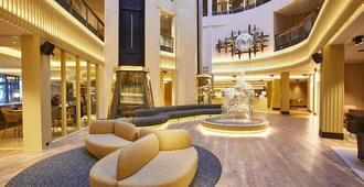 安道尔广场酒店 - 安道尔城 - 大厅