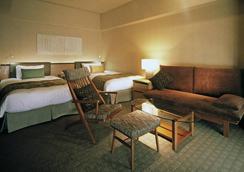 東京庭之飯店 - 东京 - 睡房