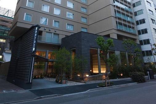 東京庭之飯店 - 东京 - 建筑