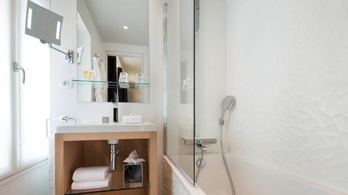 巴黎沙瓦内尔酒店 - 巴黎 - 浴室