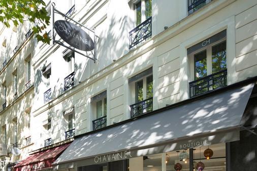 巴黎沙瓦内尔酒店 - 巴黎 - 建筑