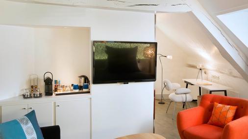 沙瓦内尔酒店 - 巴黎 - 客房设施