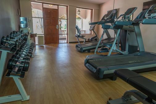达累斯萨拉姆奥斯特贝希尔顿逸林酒店 - 达累斯萨拉姆 - 健身房