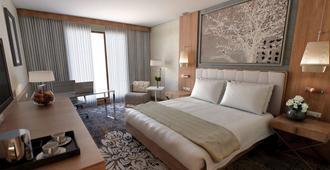 克拉科夫希尔顿逸林酒店及会议中心 - 克拉科夫 - 睡房