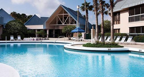 萨巴尔棕榈万豪酒店 - 奥兰多 - 游泳池