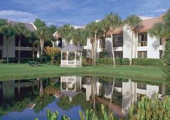 萨巴尔棕榈万豪酒店 - 奥兰多 - 建筑