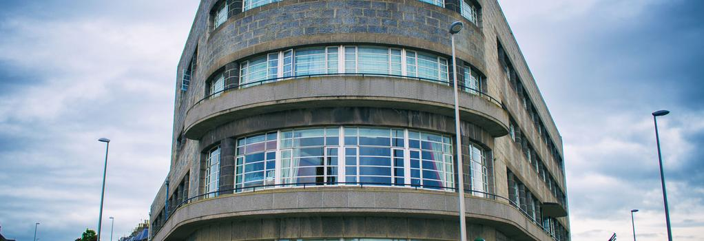 Aberdeen Northern Hotel - 阿伯丁 - 建筑