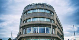 OYO 北方酒店 - 阿伯丁 - 建筑