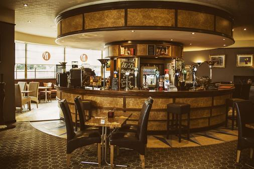 OYO 北方酒店 - 阿伯丁 - 酒吧